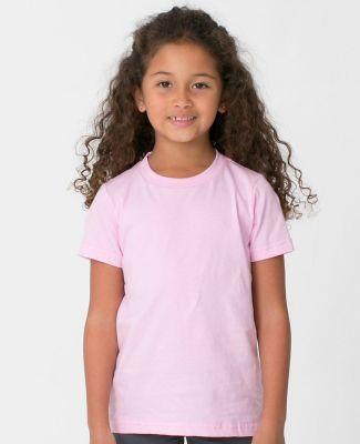American Apparel BB101W Toddler Poly-Cotton Short-Sleeve Crewneck Catalog
