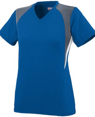 Augusta Sportswear 1296 Girls' Mystic Jersey Catalog