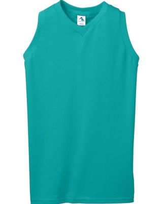 Augusta Sportswear 556 Women's Sleeveless V-Neck Jersey Catalog
