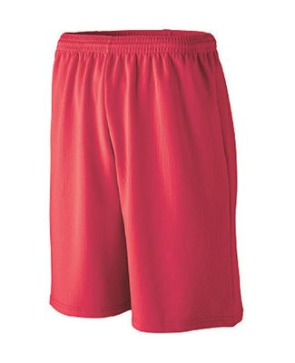 Augusta Sportswear 809 Youth Longer Length Wicking Mesh Athletic Short Catalog