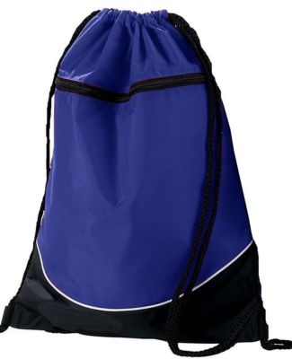 Augusta Sportswear 1920 Tri-Color Drawstring Backpack Catalog