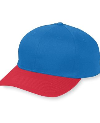 Augusta Sportswear 6206 Youth Six-Panel Cotton Twill Low-Profile Cap Catalog