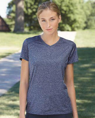 Augusta Sportswear 2805 Women's Kinergy Heathered Training Tee Catalog