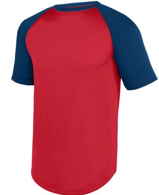 Augusta Sportswear 1509 Youth Wicking Short Sleeve Baseball Jersey Catalog