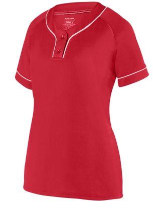 Augusta Sportswear 1670 Women's Overpower Two-Button Jersey Catalog
