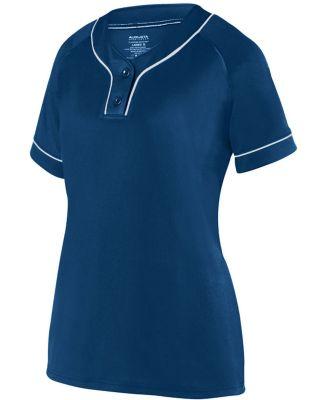 Augusta Sportswear 1671 Girls' Overpower Two-Button Jersey Catalog