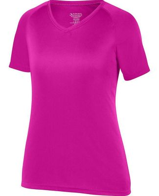Augusta Sportswear 2793 Girls Attain Wicking Shirt Catalog