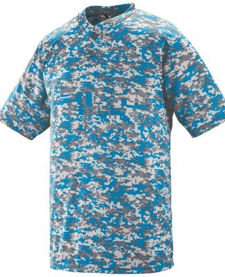 Augusta Sportswear 1556 Youth Digi Camo Wicking Two-Button Jersey Catalog