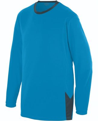 Augusta Sportswear 1717 Block Out Long Sleeve Jersey Catalog