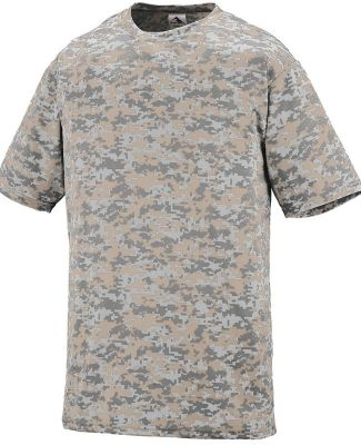 Augusta Sportswear 1799 Youth Digi Camo Wicking T-Shirt Catalog