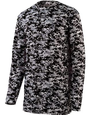 Augusta Sportswear 2788 Digi Camo Wicking Long Sleeve T-Shirt Catalog