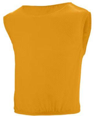 Augusta Sportswear 9503 Youth Scrimmage Vest GOLD