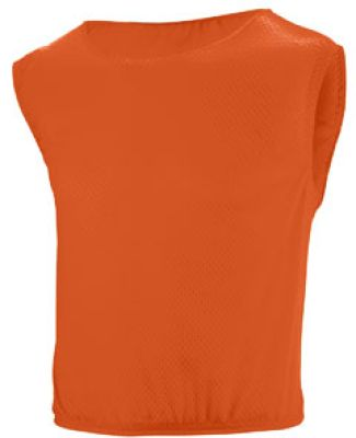 Augusta Sportswear 9503 Youth Scrimmage Vest ORANGE