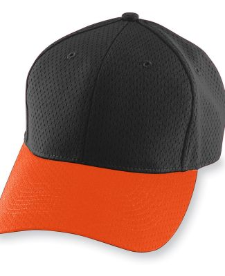 Augusta Sportswear 6235 Athletic Mesh Cap-Adult Catalog