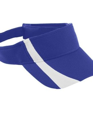 Augusta Sportswear 6261 Youth Adjustable Wicking Mesh Two-Color Visor Catalog