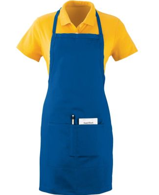 Augusta Sportswear 2730 Oversized Waiter Apron with Pockets Catalog