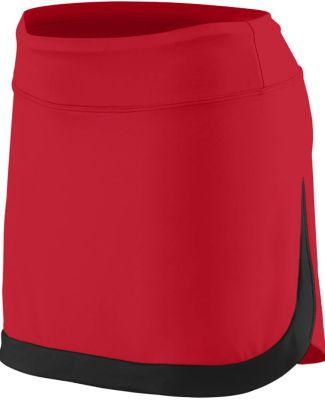 Augusta Sportswear 2411 Girls' Action Color Block Skort Catalog