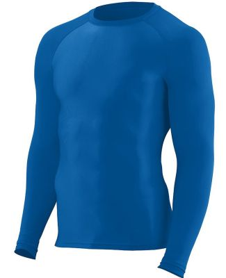 Augusta Sportswear 2605 Youth Hyperform Compression Long Sleeve Shirt Catalog