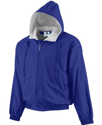 Augusta Sportswear 3281 Youth Hooded Taffeta Jacket Catalog