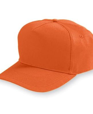 Augusta Sportswear 6207 Youth Five-Panel Cotton Twill Cap Catalog
