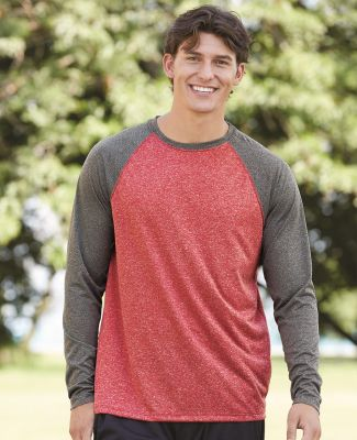 Augusta Sportswear 2815 Kinergy Raglan Long Sleeve Tee Catalog