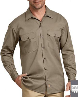 574 Dickies Long Sleeve Work Shirt  Catalog