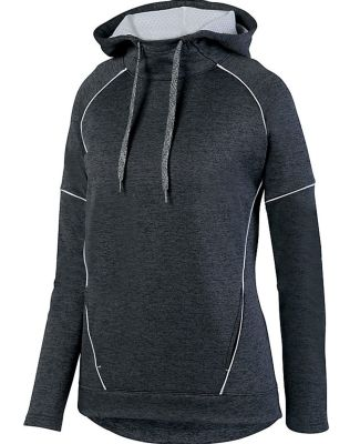 Augusta Sportswear 5556 Ladies Zoe Tonal Heather Hoodie Catalog