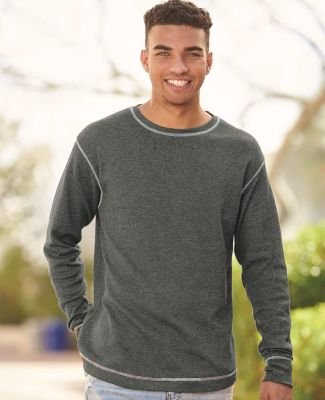J America 8238 Vintage Long Sleeve Thermal T-Shirt Catalog