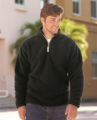 J America 8454 Epic Sherpa Quarter-Zip Catalog
