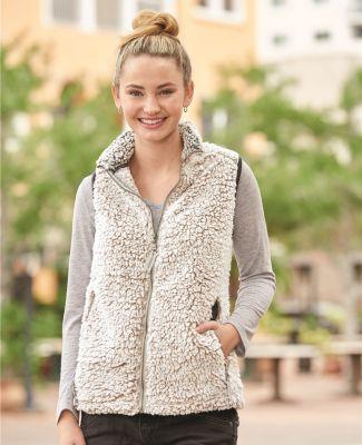J America 8456 Women's Epic Sherpa Vest Catalog