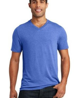 District Made DT1350     Mens Perfect Tr   V-Neck Tee Catalog