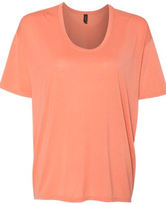 Anvil 36PVL Women's Freedom Drop Shoulder Tee Terracota