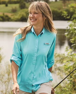 Columbia Sportswear 7278 Ladies' Tamiami™ II Long-Sleeve Shirt Catalog