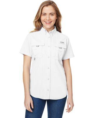 Columbia Sportswear 7313 Ladies' Bahama™ Short-S WHITE