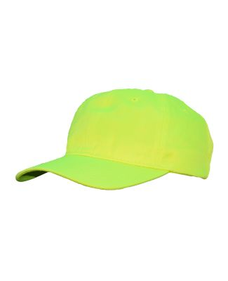 Bright Shield B901 Performance Cap SAFETY GREEN