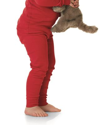 Rabbit Skins 202Z Baby Rib Toddler Pajama Pants Catalog