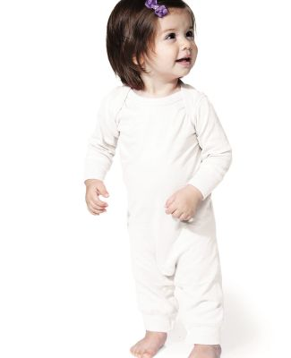 Rabbit Skins 4412 Infant Long Legged Baby Rib Bodysuit Catalog