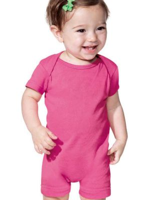 Rabbit Skins 4486 Infant Premium Jersey T-Romper Catalog