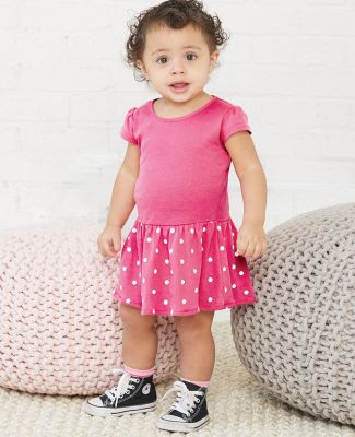 Rabbit Skins 5320 Infant Baby Rib Dress Catalog