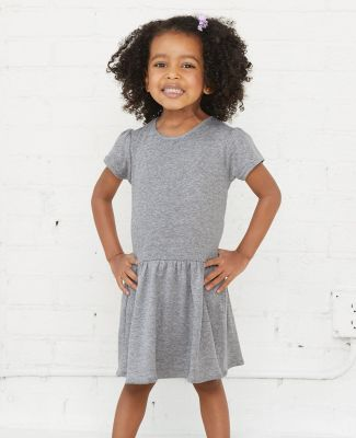 Rabbit Skins 5323 Toddler Baby Rib Dress Catalog