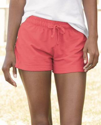 Comfort Colors 1537L Women's French Terry Shorts Catalog