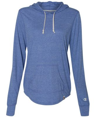 Champion Clothing AO150 Originals Women's Triblend Athletic Royal Heather