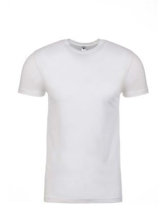 Next Level Apparel 3600A Men's Made in USA Cotton  WHITE