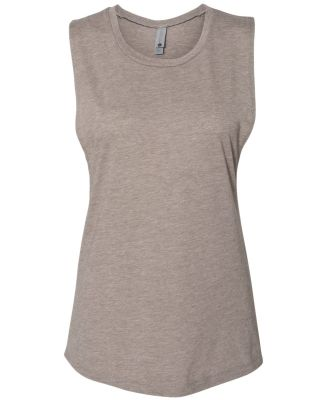 Next Level Apparel 5013 Women's Festival Muscle Ta ASH