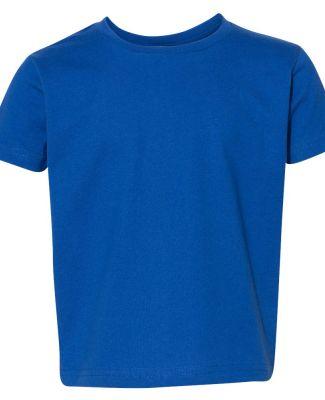 Next Level Apparel 3110 Toddler Cotton T-Shirt ROYAL
