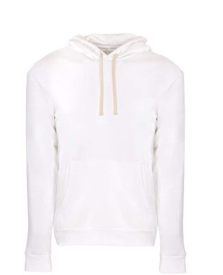 Next Level Apparel 9303 Unisex Pullover Hood WHITE