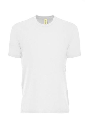 Next Level Apparel 4210 Unisex Eco Performance T-S WHITE