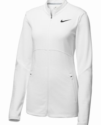 Nike 884967 Limited Edition  Ladies Full-Zip Cover White/Cool Gry
