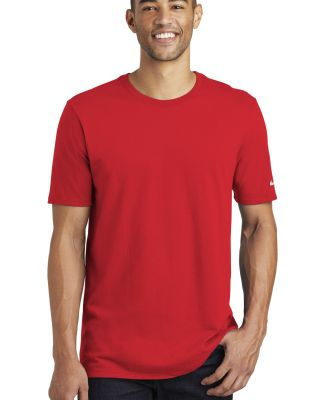 Nike BQ5233  Core Cotton Tee University Red