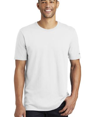Nike BQ5233  Core Cotton Tee White